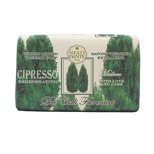 Dei Colli Fiorentini Cypress Tree Soap (250g)