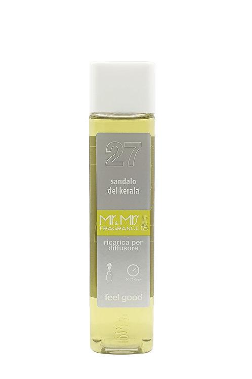 EASY Fragrance Refill 300ml - Sandalo del Kerala (Sandal of Kerala)