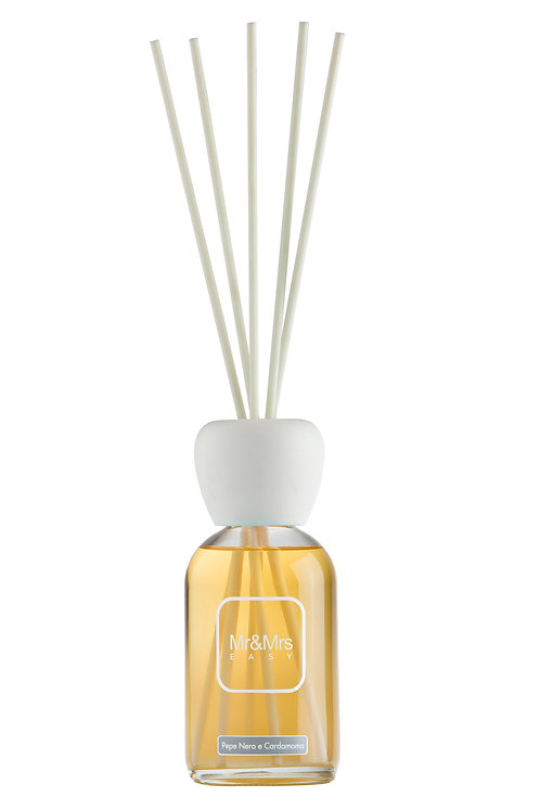 EASY Fragrance Diffuser 250ml - Pepe Nero e Cardamomo (Black Pepper & Cardamom)