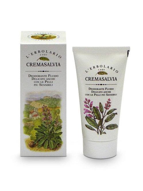 Deadorant Cream with Sage (50ml)