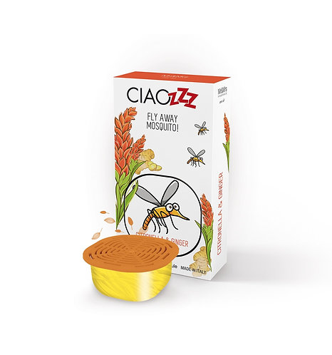 Mr & Mrs Fragrance - Ciaozzz Scented Capsule