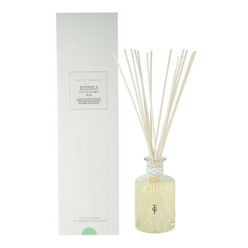 True Grace Village Diffuser - Rosemary & Eucalyptus (200ML)