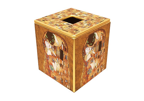 Berrocal Home Collection - The Lovers Square Tissue Box