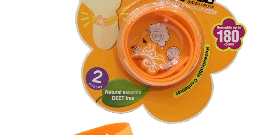 EG Anti-Mosquito Kids Bracelet (2PCS)