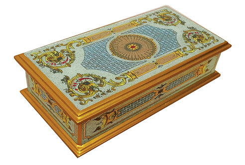 Berrocal Home Collection - Champagne Small Chest