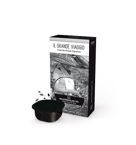 Viaggio Scented Capsule (Malaysian Black Tea)