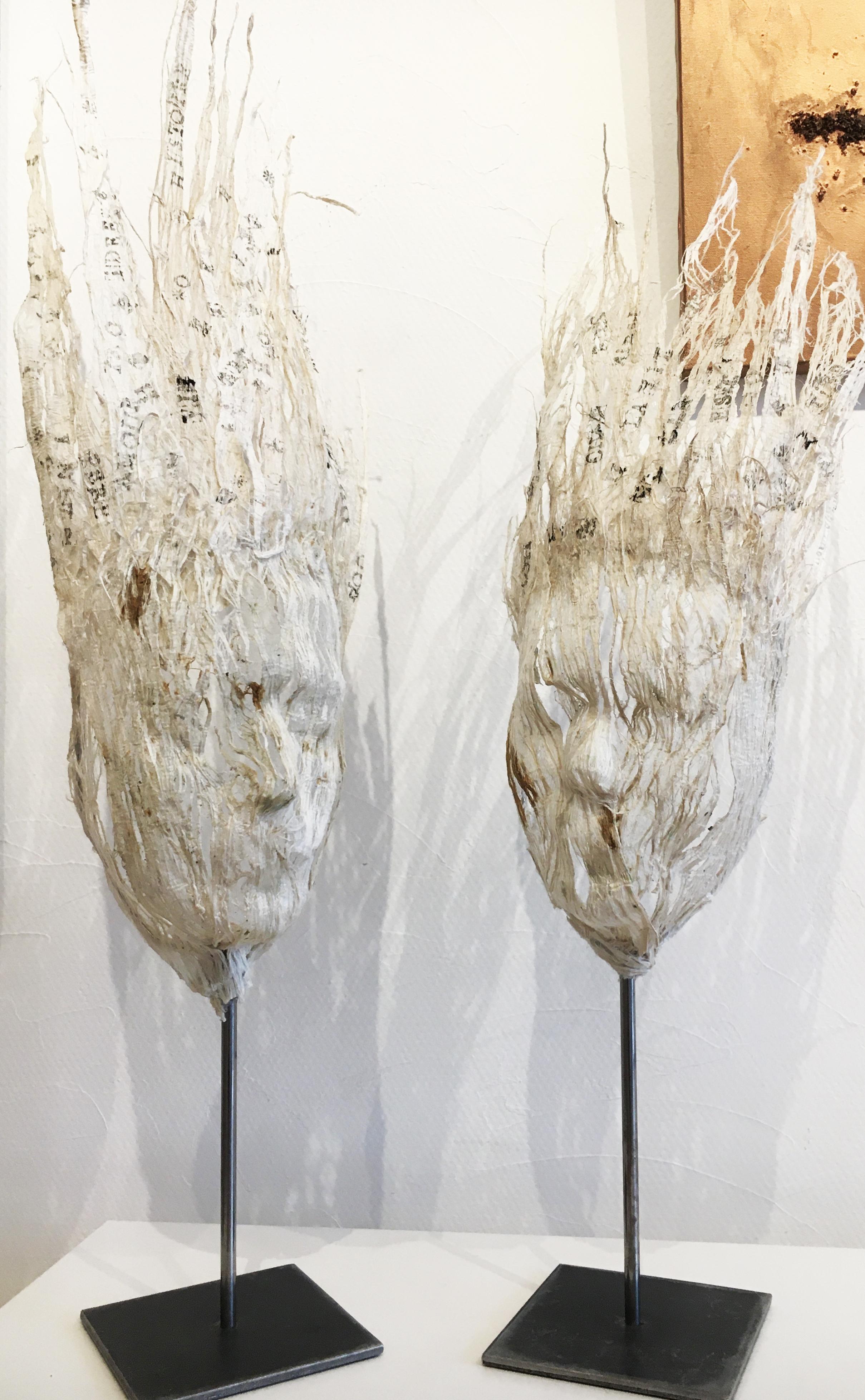 Masque de Kozo - Les pensées N°1 & 2