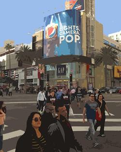 Hollywood pop