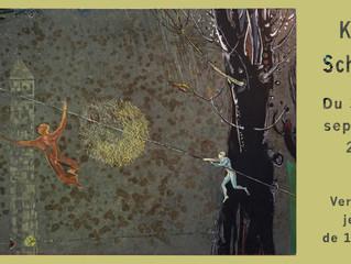 03/09/19 - 15/09/19 :                     Exposition Klaus SCHWEIER