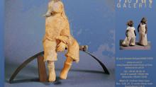 2/03/21 au 14/03/21 : Estelle THAREAU, sculptures en céramique