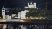 Du 6 au 18/07/21 : Alain MÉRAUD, peintures