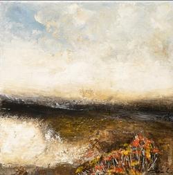 Diverses peintures sur toile