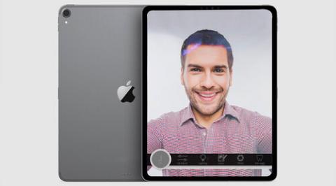 Janus Health AR iPad App