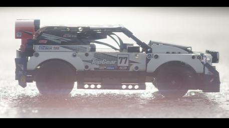"""""""Lego + Porsche + Top Gear"""""""