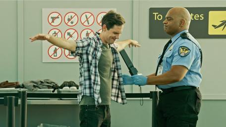 """Bridgestone """"Airport Security"""""""