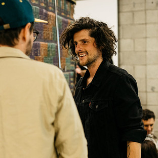 Gallery Party with Carson Davis Brown