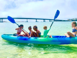 Kids on Kayak 3
