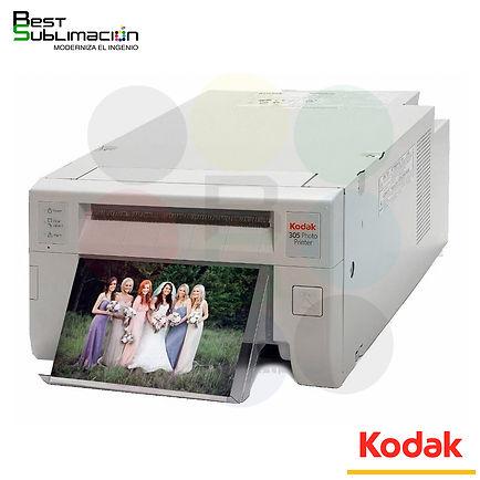 Impresora Fotografia Kodak 305PP /  Best Sublimacion