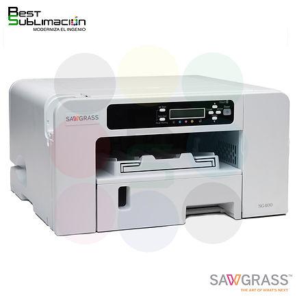 Impresora para sublimacion SAWGRAS SG400-Best Sublimación