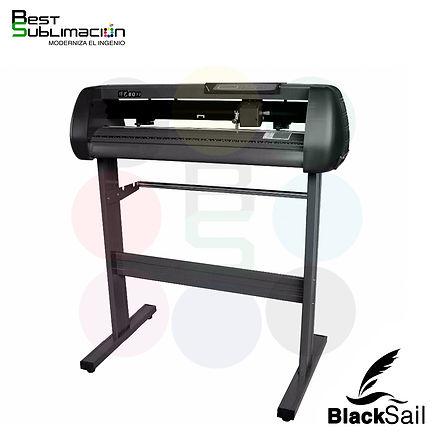 Plotter de corte black sail hbc 870-Best Sublimacion