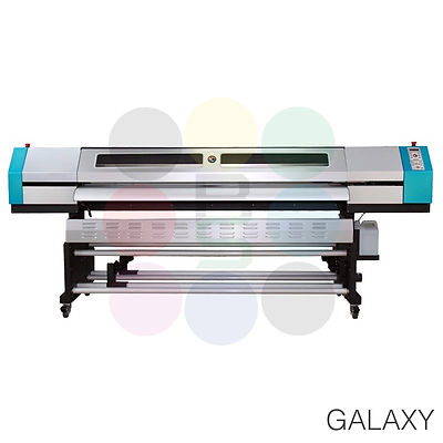 plotter ecosolvente Galaxy Dx5 / best sublimacion