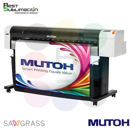 Plotter para sublimación Mutoh sawgrass RJ-900X-bestsublimacion
