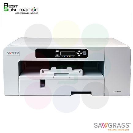 Impresora para sublimacion SAWGRASS SG800-Best Sublimacion
