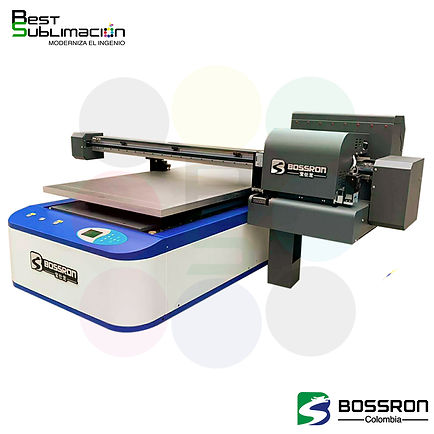 impresora UV Bossron 6090-3h / Best Sublimacion