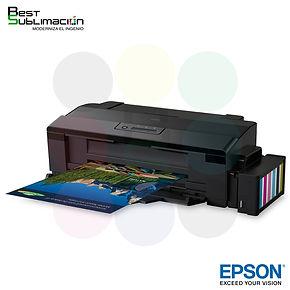 Impresora para sublimacio Epson L1800 A4-Best Sublimacion
