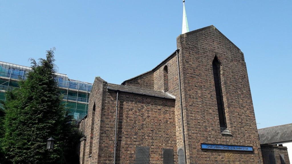 churchOutside