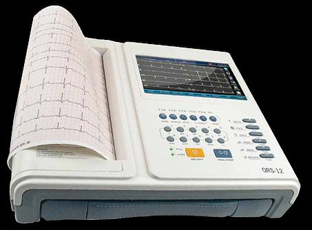 QRS - 12 Lead EKG