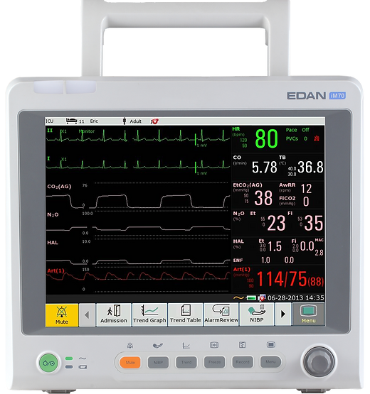IM70 Wi-Fi Patient Monitor