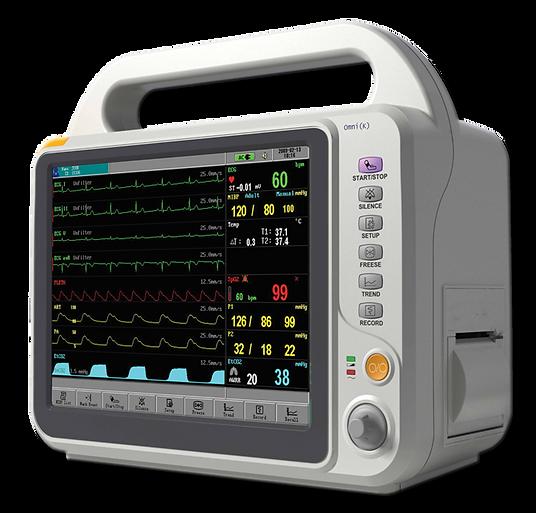 Omni K Cardiac Bedside and Vital Signs Monitor