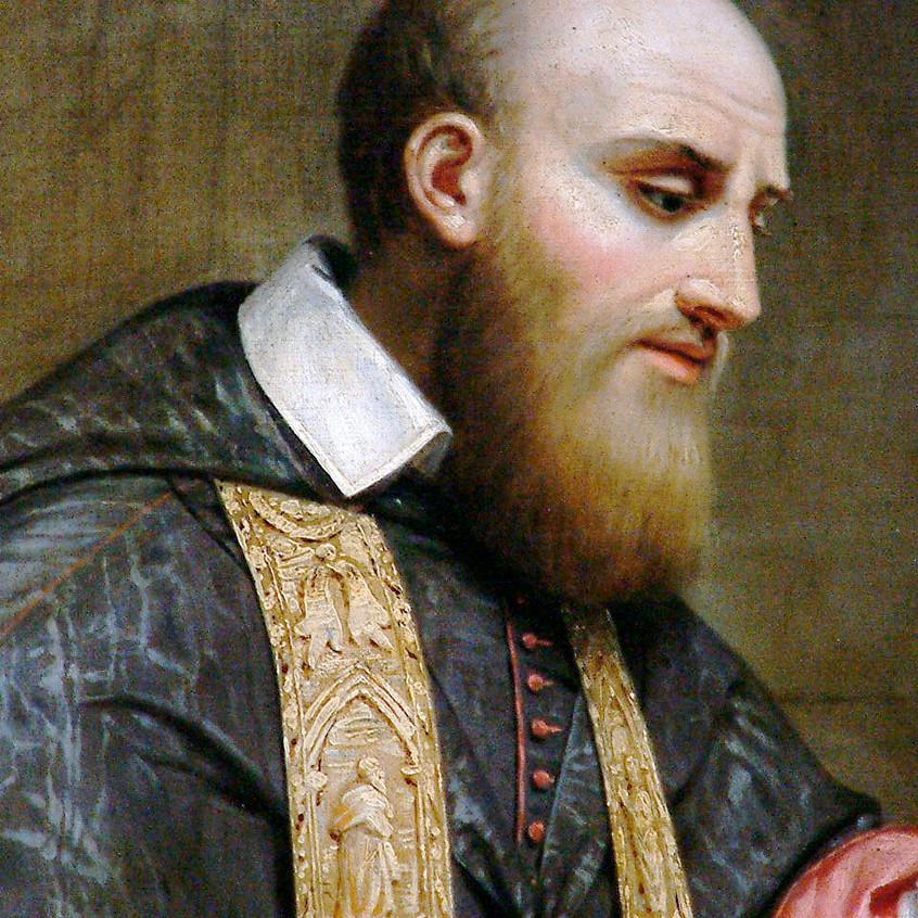Francis de Sales Portrait