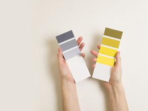 Alegerea jaluzelelor pentru un interior modern-Culorile anului