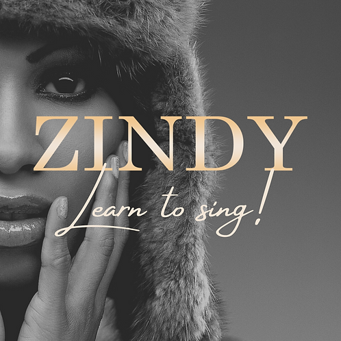 Sing with Zindy - Learn to sing!