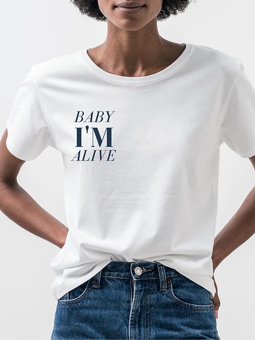 Cut 'N' Move - I'm Alive T-shirt