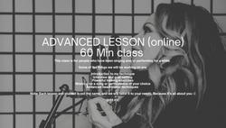 advanced lesson