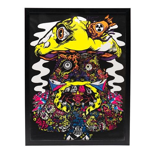 Wooden Cyclops: Castle Mushdoom Poster