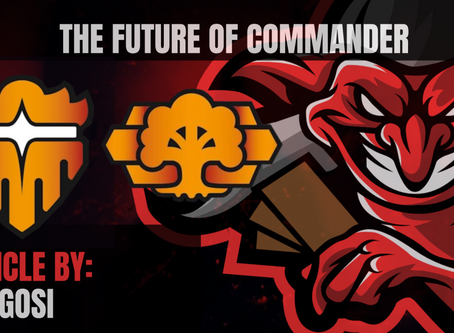 Commandfest Online 2 - The Future of Commander Panel