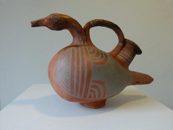 Vase canard