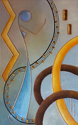 galerie toiles sablées/peinture à l'huile