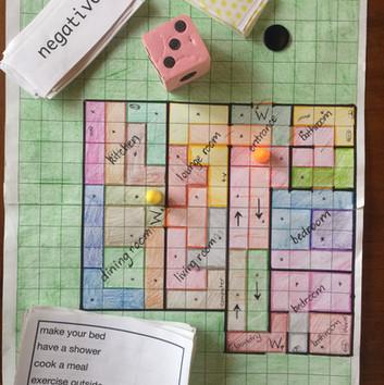 Covid Board Game