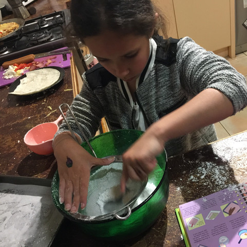 Cooking - Math, Science and More