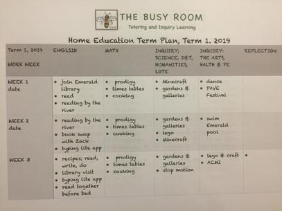 Home Education Term Plan