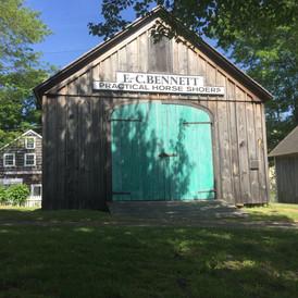 Blacksmiths Shop: Doors Closed