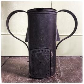 Colonial Tin Liquid Warmer