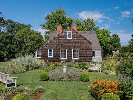 The Halsey House Herb Garden