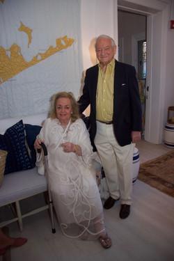 Myra and Frank Weiser