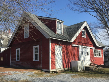 Nugent Carriage House - Historic Structure Report, 2016